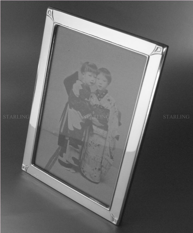 silberrahmen,bilderrahmen,fotorahmen,925,sterling,silber,foto,frame,photograph,frame,cadre,photo,argent,picture,fully,hallmarked,silver
