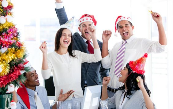 Christmas for business professionals