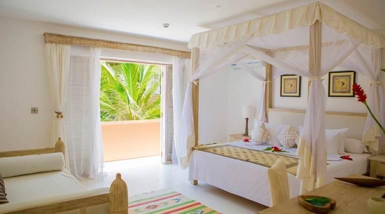 A room at Medina Palms.