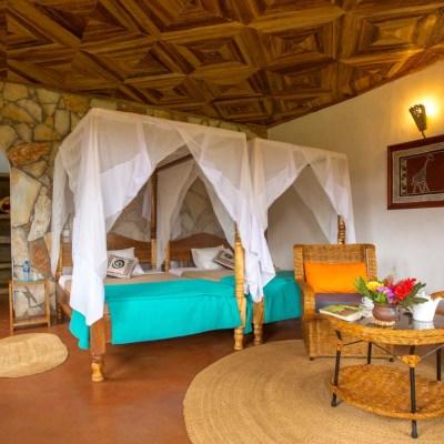 Country Lodge Karatu room