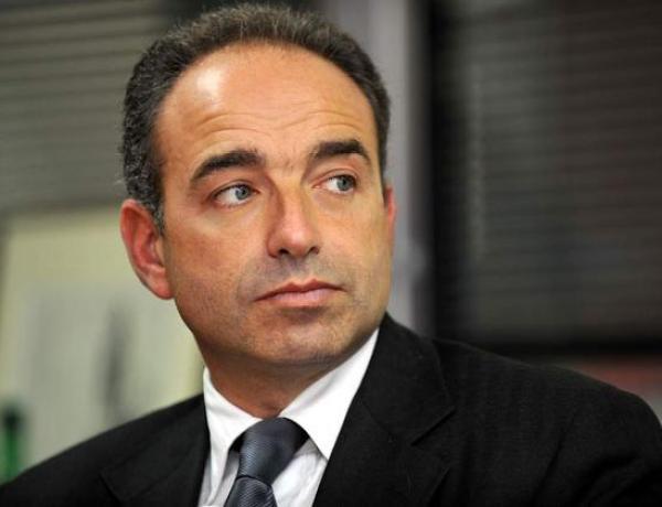 Lapsus à la télé, Jean-François Copé confond François Hollante et François Fillon