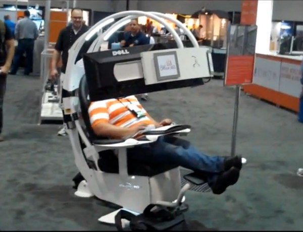 Office365 Command Center Chair