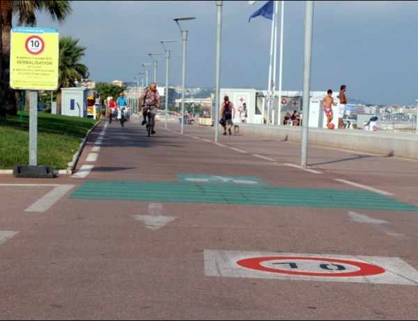 Radar : Les cyclistes pris pour cible