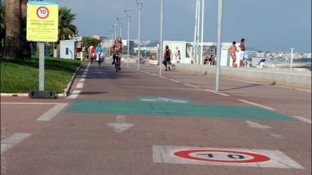 Radar : Les cyclistes visés