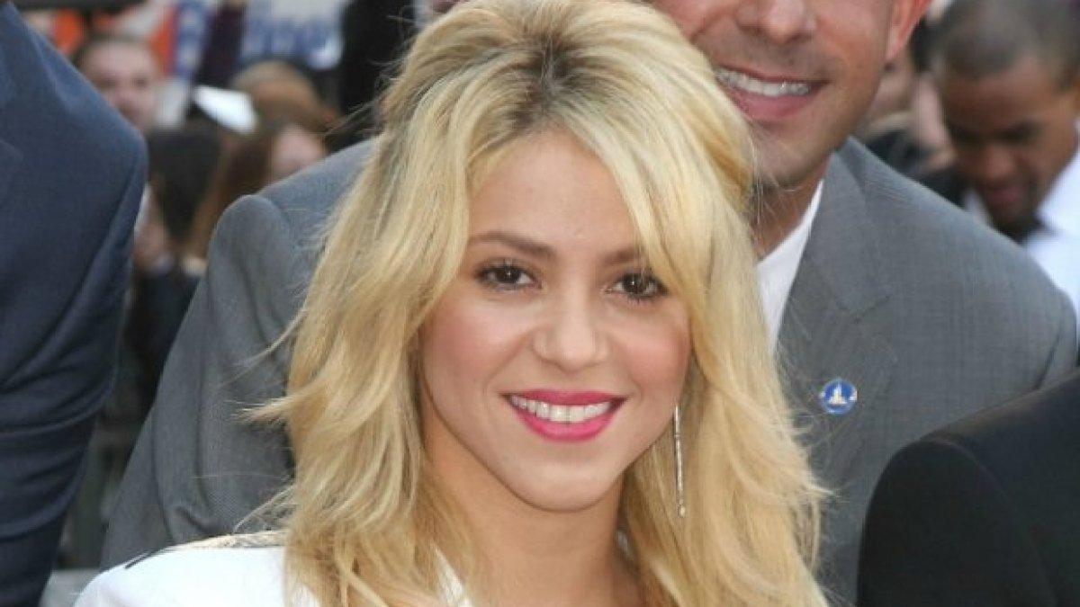 Shakira : Un heureux événement !