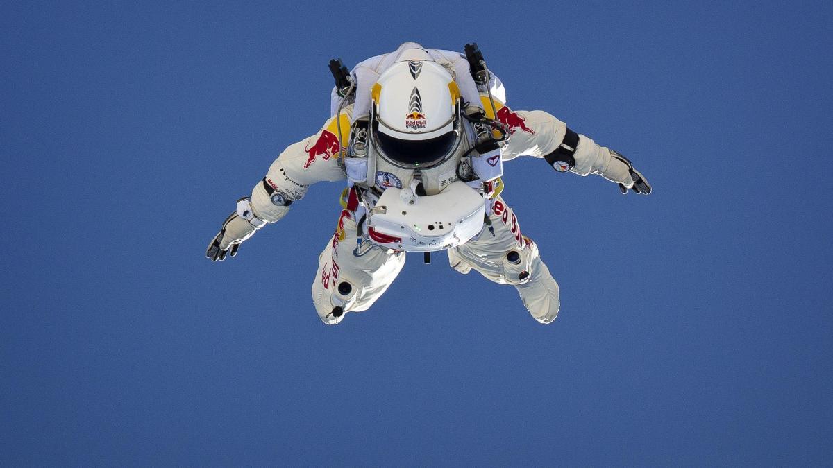 Red Bull Stratos : Un défi fou !