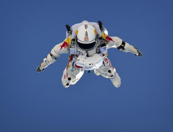 Red Bull Stratos : Un défi fou !