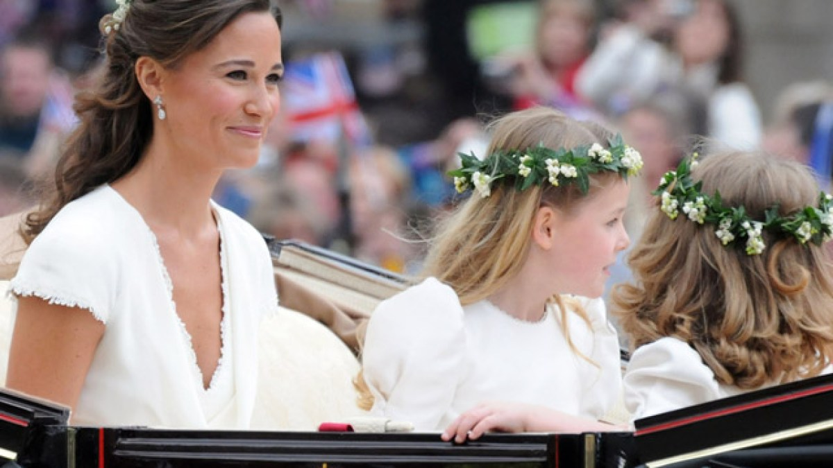 Pippa Middleton: Surprise d'être célèbre!