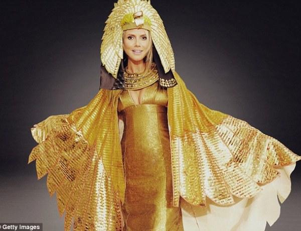 Heidi Klum : Avec ou sans Seal, c'est Halloween !