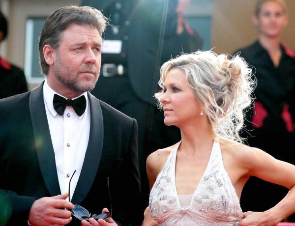 Russel Crowe : Divorce sans surprises ?