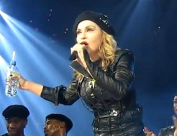 Madonna : Maladroite même en politique ?