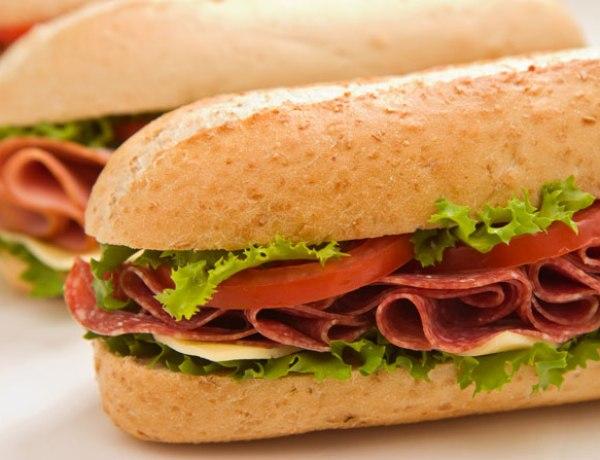 Rome : Un sandwich qui peut coûter cher !