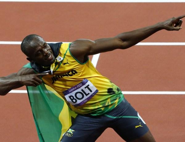 Usain Bolt : De la piste au gazon