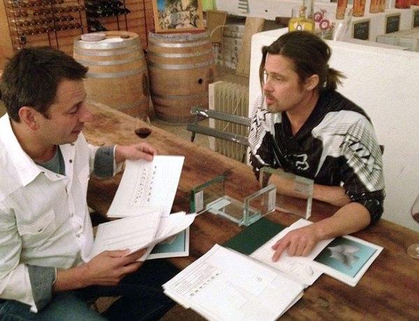 Brad Pitt : L'homme multitâche