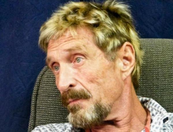 John McAFee: Coupable de meurtre?