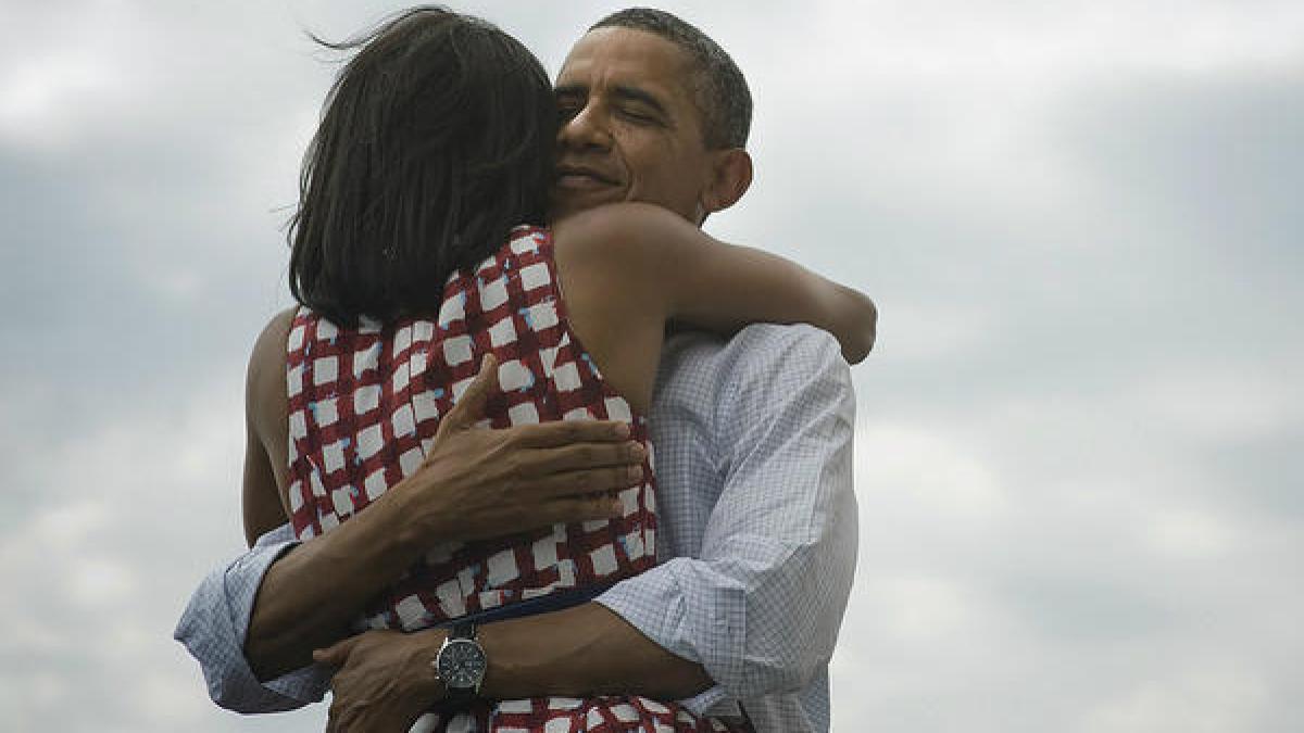 Michelle Obamaet sa robe