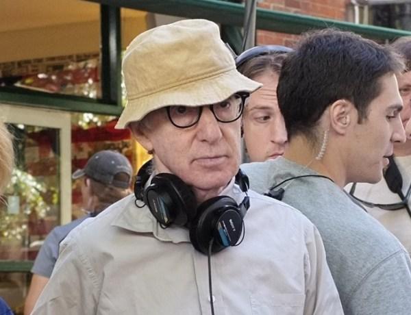In Love with Woody Allen