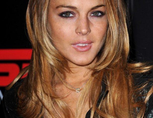 Lindsay Lohan : Pas de bonnes résolutions !