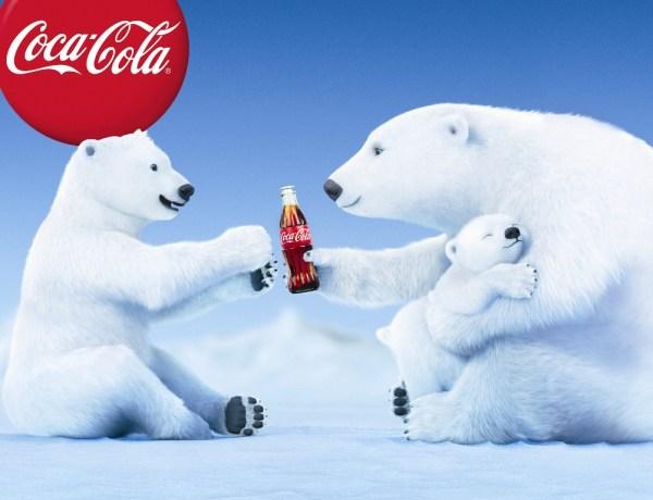 Vidéo du dimanche #06/01: Les ours polaires de Coca-Cola sont de retour!