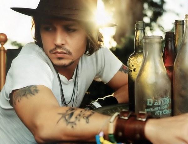 Année chargée pour Johnny Depp