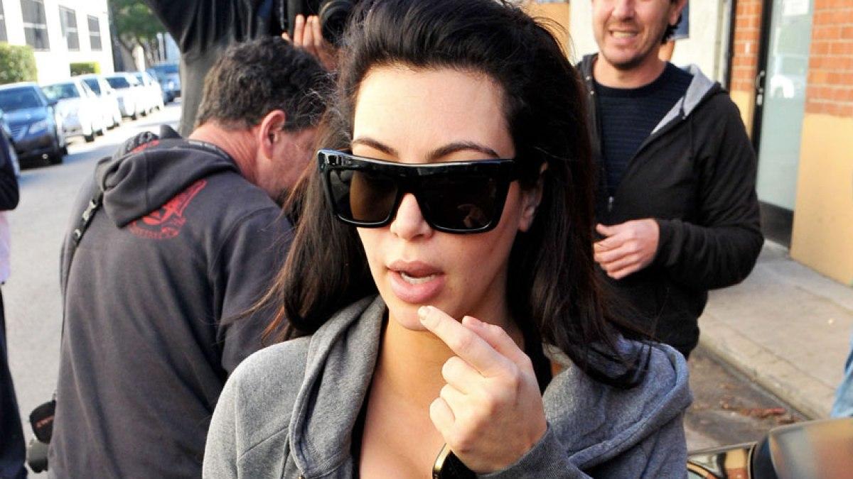 Kim Kardashian : Les photos du bébé s'arrachent déjà