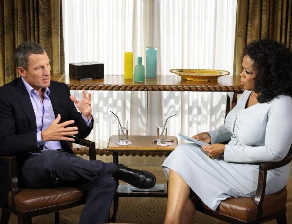 Lance Amstrong avoue tout à Oprah Winfrey?