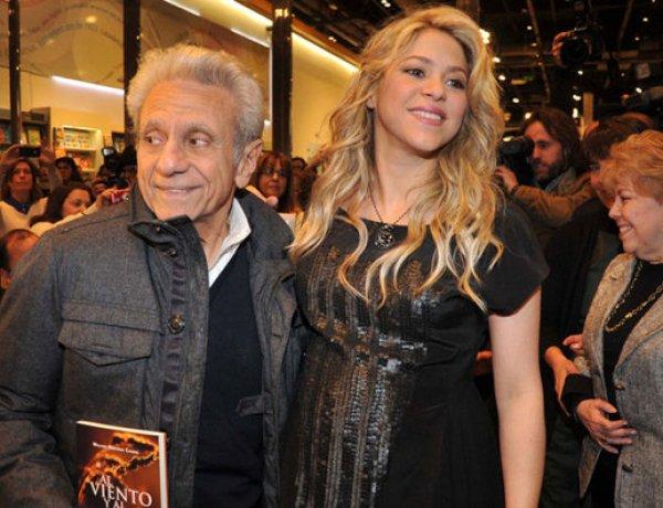 Shakira affole les photographes