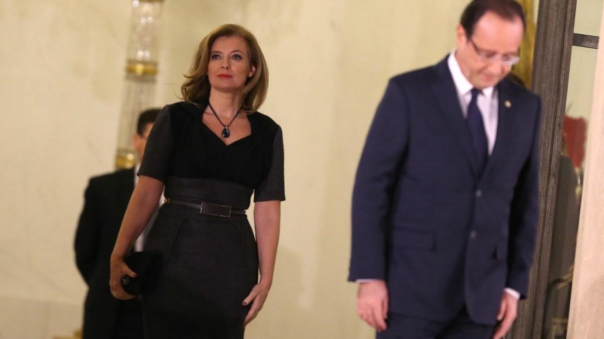 L'oncle de Valerie Trierweiler monte au créneau : François Hollande ferait mieux de se regarder dans une glace !