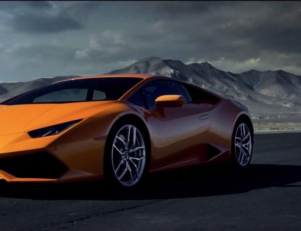 Turbo : Essai de la Lamborghini Huracan !
