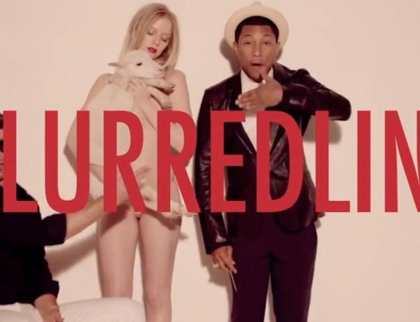 Blurred Lines : Robin Thicke et Pharrell Williams finalement condamnés pour plagiat !