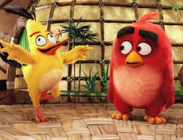 Angry Birds the movie : Une nouvelle bande-annonce
