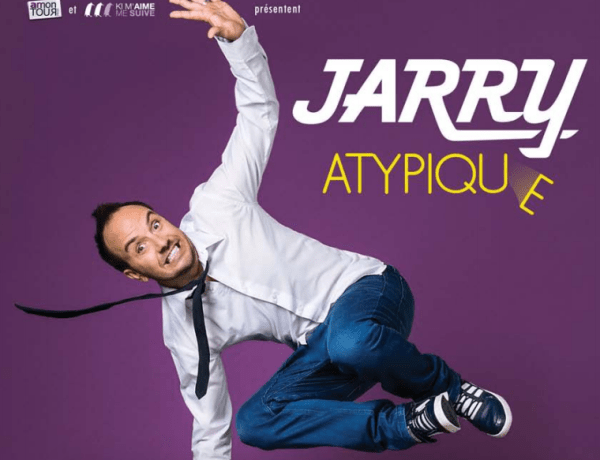 Interview : Rencontre avec l'humoriste Jarry