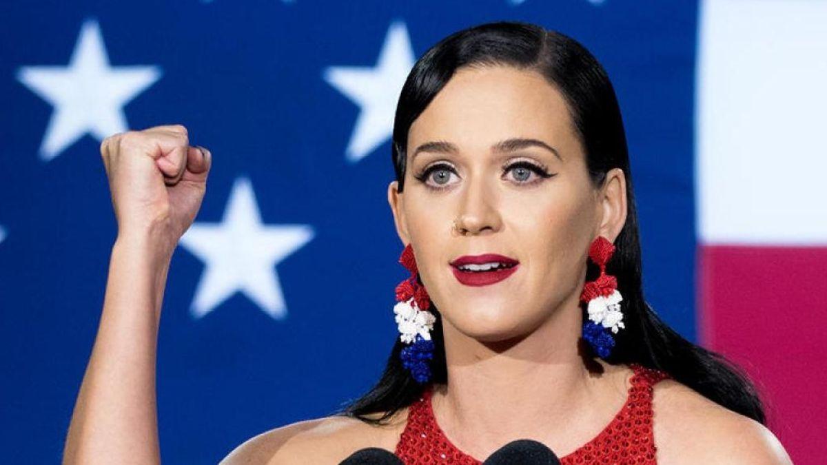 Une révolution est en marche : Katy Perry et de nombreuses stars se mobilisent face à Donald Trump
