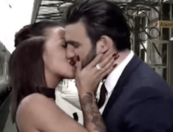 #LesAnges9 : Evy embrasse langoureusement Aymeric Bonnery dans «Le MadMag»