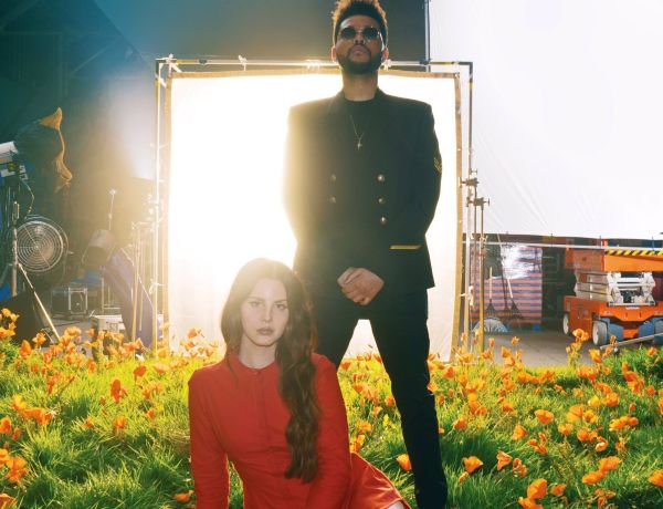Lana Del Rey : Un album en collaboration avec The Weeknd ? Pas impossible !