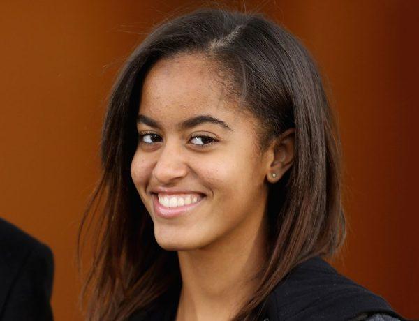 Malia Obama amoureuse : Découvrez l'identité de son boyfriend !