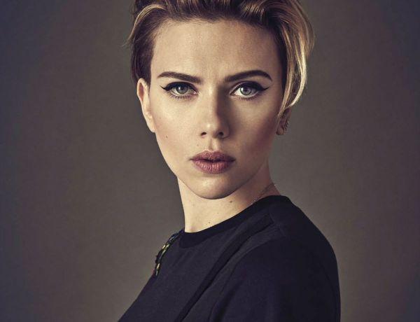 Scarlett Johansson tacle James Franco lors de son discours à la Women's March