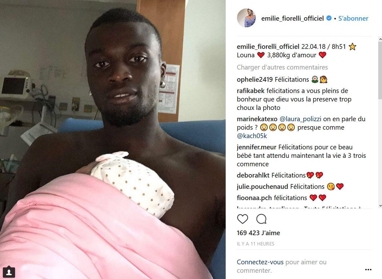 Emilie Fiorelli : Devenue maman, elle dévoile le prénom de sa fille !