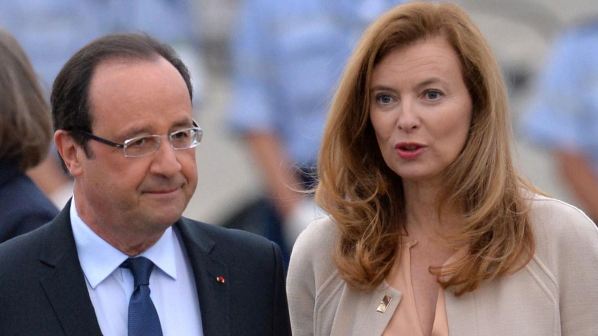 François Hollande : Son clin d'oeil «osé» à Valérie Trierweiler