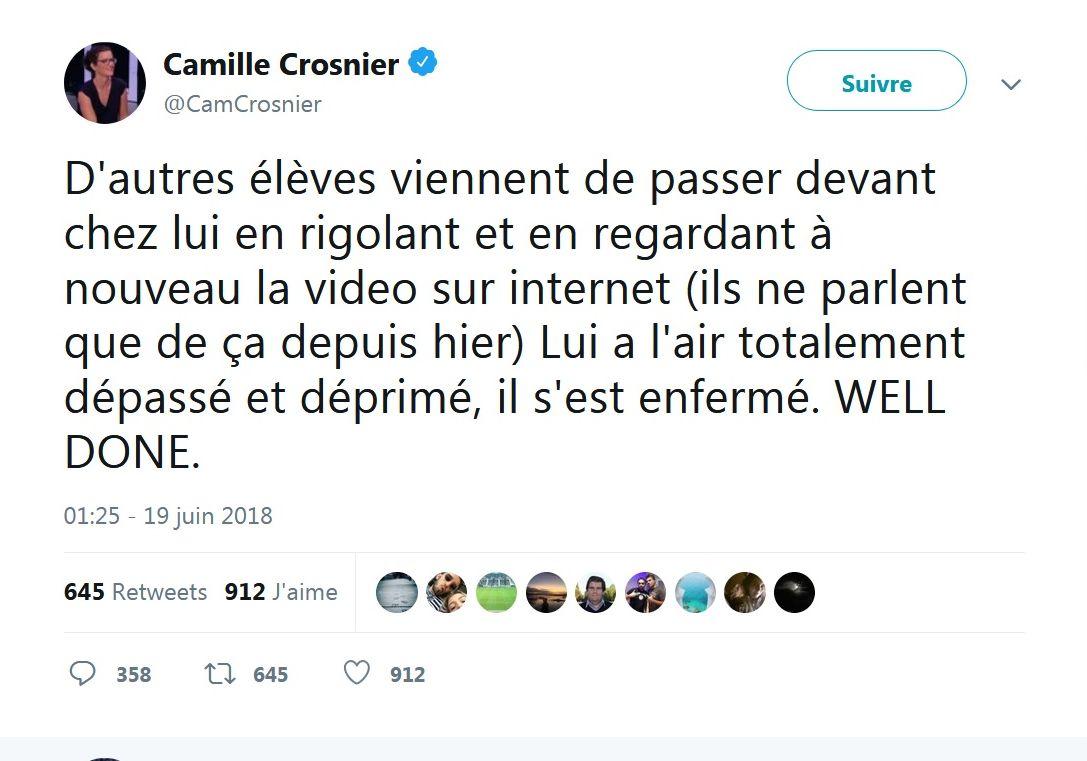 Recadré par Emmanuel Macron, ce lycéen vit désormais un calvaire !