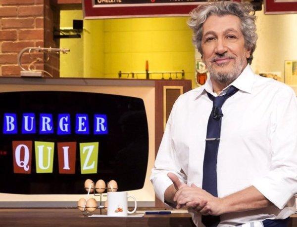 Alain Chabat en colère : Il accuserait Arthur d'avoir plagié Burger Quiz !