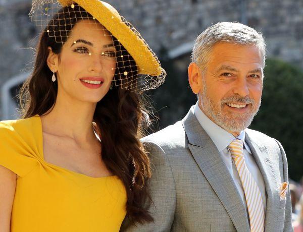 Mariage de Meghan et Harry : Le prix exorbitant de la tenue d'Amal Clooney
