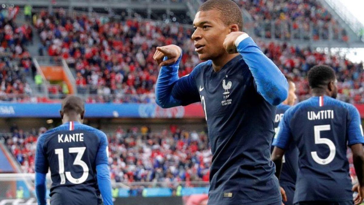 Coupe du Monde 2018 : Kylian Mbappé va verser sa prime de la Coupe du Monde 2018 à une association