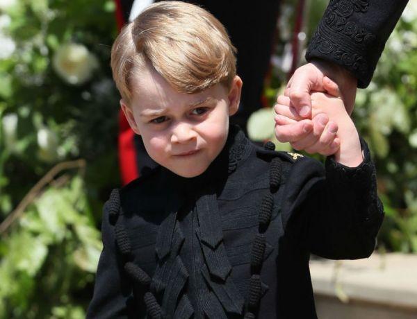 Prince George : Sa sécurité a été renforcée après la menace de l'État Islamique