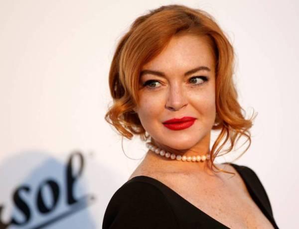 Lindsay Lohan s'excuse pour ses propos polémiques sur le mouvement #MeToo