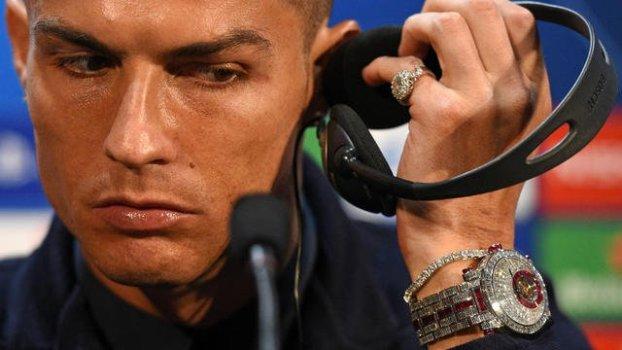 Les goûts de luxe de Cristiano Ronaldo !