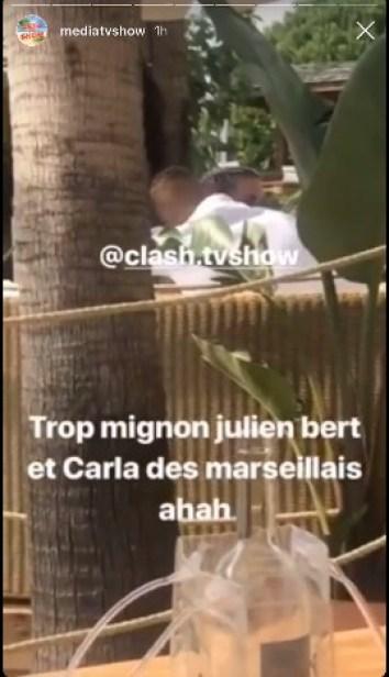 Carla Moreau et Julien Bert à nouveau en couple ? La réponse cash