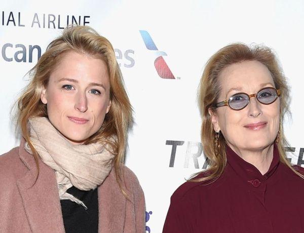 Meryl Streep devient pour la première fois grand-mère