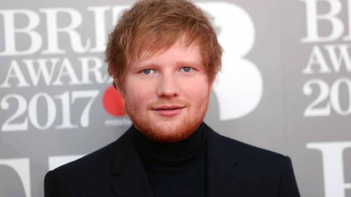 Ed Sheeran : Son avis bien tranché à propos des cérémonies américaines de remises de prix