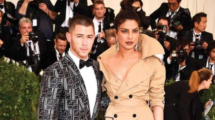 Nick Jonas et Priyanka Chopra
